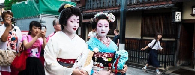Japanese Tourism Boom